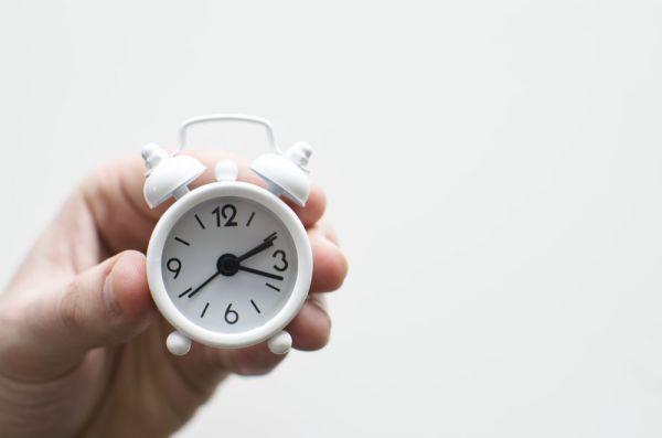 время для формирования привычки