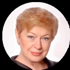 Тренер Вера Шевцова