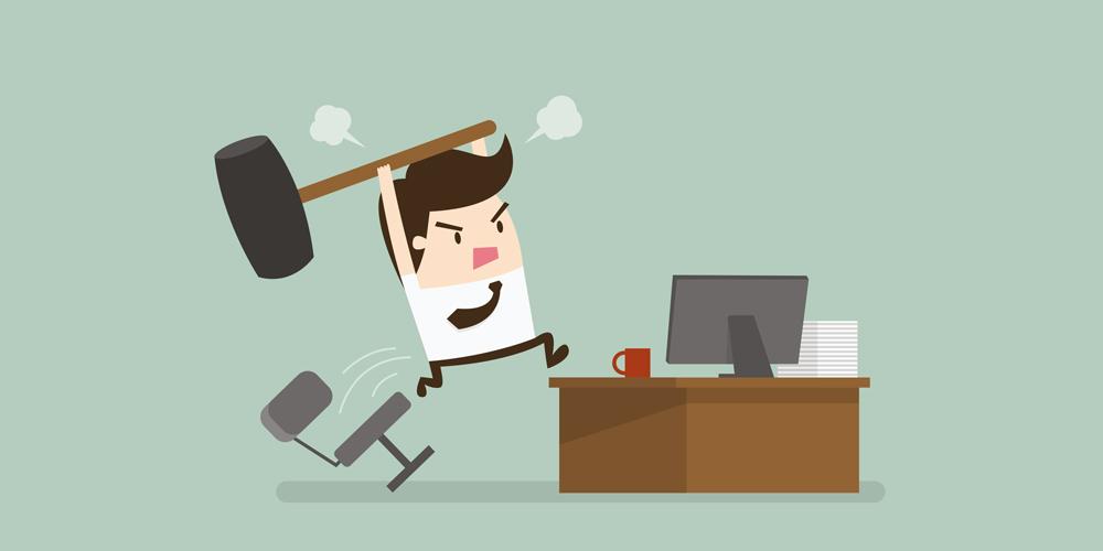 [Инфографика] Управление стрессом: 24 способа борьбы со стрессом на работе