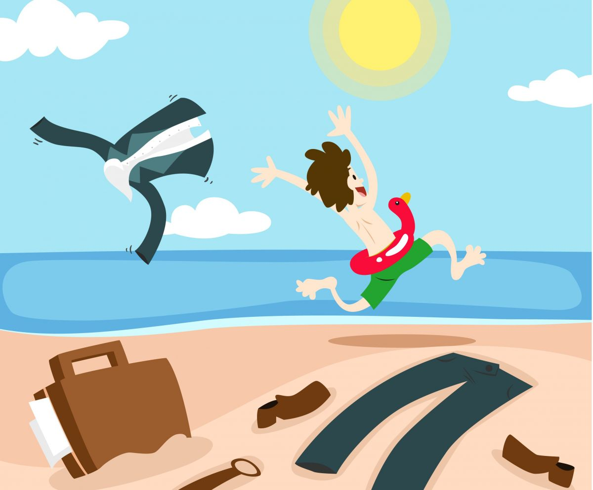Как включиться в работу после продолжительных праздников или отпуска?